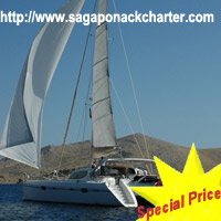 Sagaponack Charter, to spend your vacation on luxury catamaran in the Italian islands.